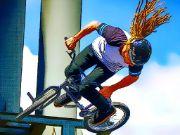 BMX Bikers Jigsaw