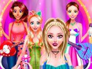 Brilliant Popstar Girls Dress Up