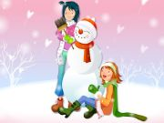 Christmas Romance Slide
