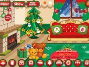 Christmasroom decoration