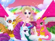 Elsa Magic Zoo