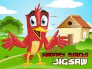 Happy Birds Jigsaw