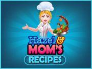 Hazel and mom