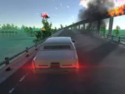 Highway Car Chase