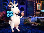 Kingpin goat escape