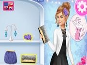 Lucy Hale Round the Clock Fashionista