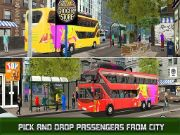 Modern city bus driving simulator new games 2020