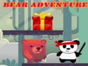 Bear chase game adventure