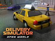 Open World Delivery Simulator Taxi Cargo Bus Etc