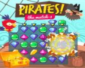 Pirates! The Match