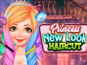 Princess new look haircut