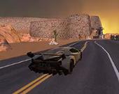 Project Car Physics Simulator Sandboxed: Canyon