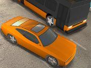 Racing car game bomb