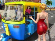 Real Rickshaw Drive