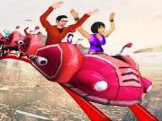 Reckless Roller Coaster Simulation Game