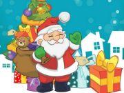 Santa Claus New Year