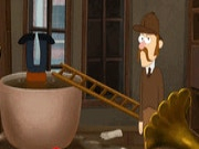 Sherlock Holmes Tea Shop Murder