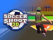 Soccer shoot 3d