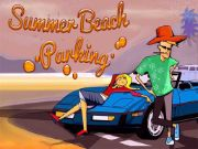 Summer Beach Parking