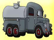 Tank Trucks Coloring