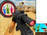 Ultimate Bottle Shooting Game