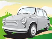 Vintage German Cars Jigsaw