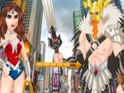 Wonder Woman Dress Up