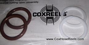 """Cox 439-1 1/2"""" Hose Reel Swivel Repair Kit"""