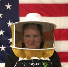 Professional Bee Hat with Veil