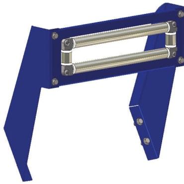 Cox 15353 Hose Reel Roller Guide