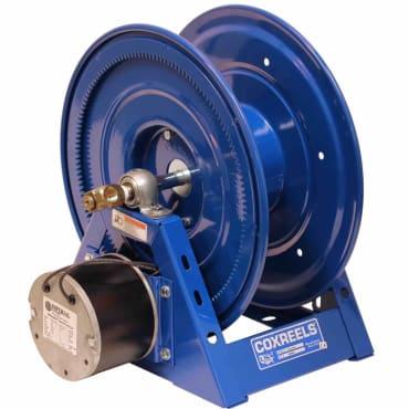 Cox 1125-4-100E Electric Hose Reel