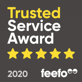 Trusted Service Award 2020