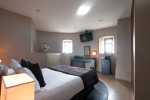 De Rupe double bedroom