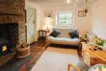 Cottage holiday near Brecon Beacons - lounge