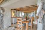 Nefyn holiday cottage - dining