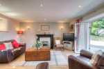 Luxury holiday cottage Aberdaron - sitting room