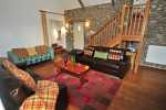 Holiday cottage-lounge at Ty Dewi