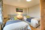 Pembrokeshire coast holiday home sleeps 6 - twin