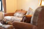 Self catering holiday cottage - lounge