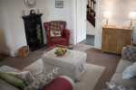 Pet friendly cottage Wales - lounge