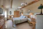 Coastal Cottage Wales - bedroom