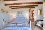 Rural retreat welsh coast - bedroom