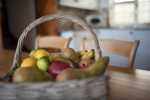 Coastal holiday cottage Wales - kitchen