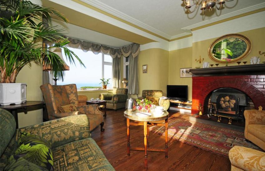 Harlech luxury holiday cottage
