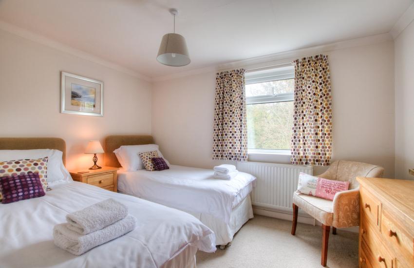 Holiday cottage Aberaeron - bedroom