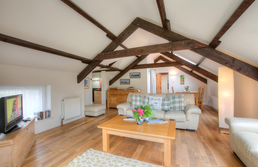 Aberaeron holiday cottage - lounge