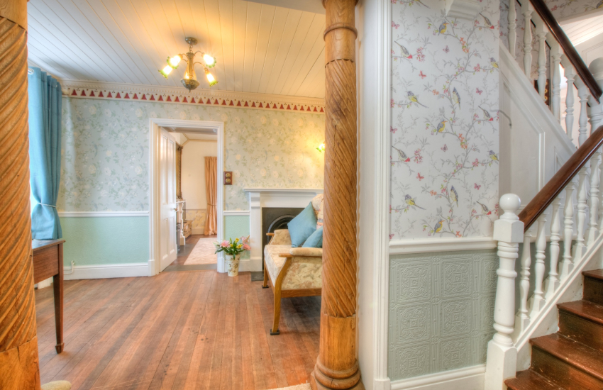 West Wales holiday cottage  - parlour