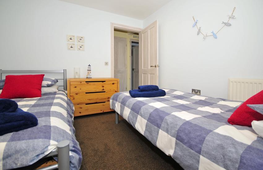 Holiday house Morfa Nefyn - bedroom