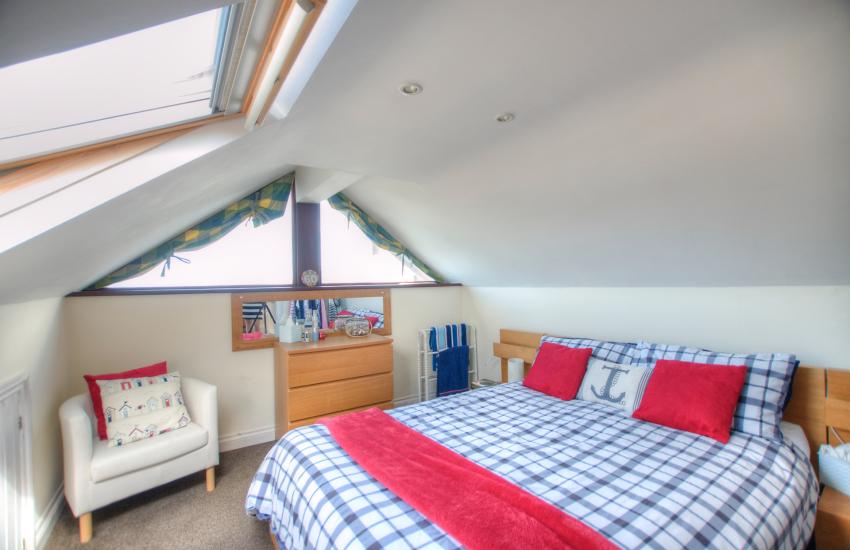 Morfa Nefyn large holiday house - bedroom