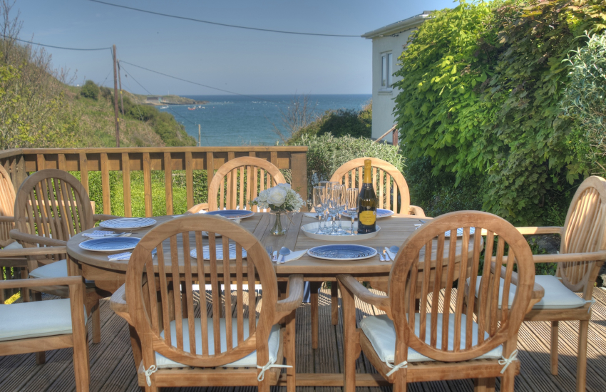 Morfa Nefyn cottage holiday - view